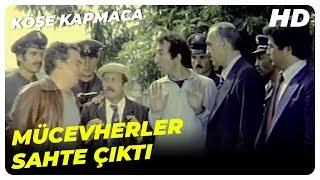 Ekip Yakalandı ve Hapse Düştü! |Köşe Kapmaca Metin Akpınar Eski Türk Filmleri