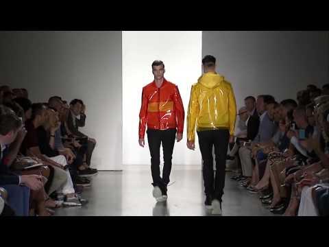 Calvin Klein | Spring Summer 2015 Full Fashion Show | Menswear | HD