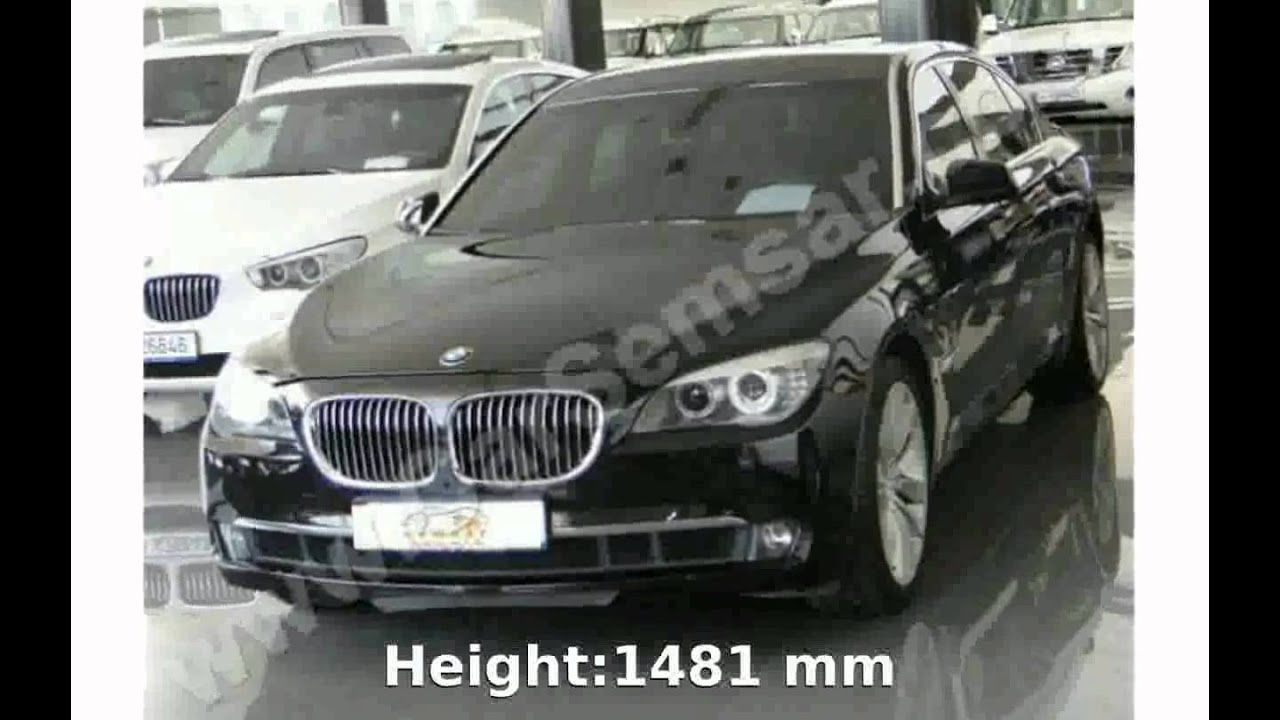 2011 Bmw 740 Li Features and Details  YouTube