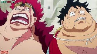 One Piece Tập 919 | Luffy và Kid làm việc khổ sai ở Udon và cái kết