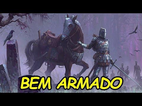 GRIM SOUL - BEM ARMADO PARA A FLORESTA #4
