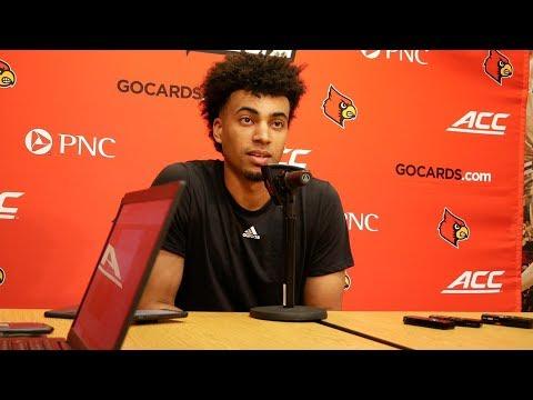 Jordan Nwora - Louisville Basketball - 2019-06-04