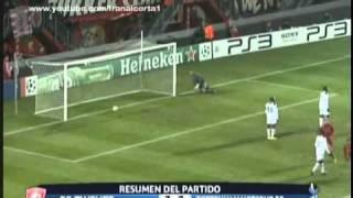 Gol de Roberto Rosales (UEFA Champions League).avi