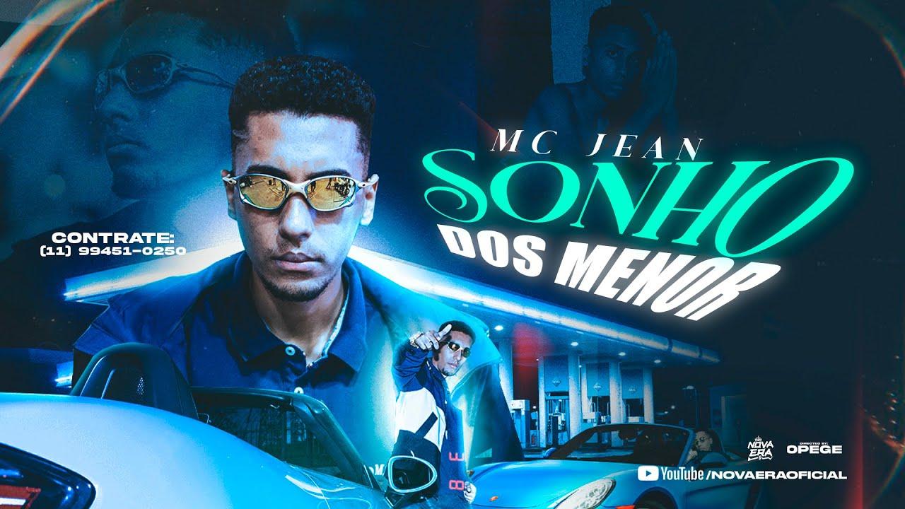Mc Jean - Sonho dos Menor (Clipe Oficial) Dj Victor