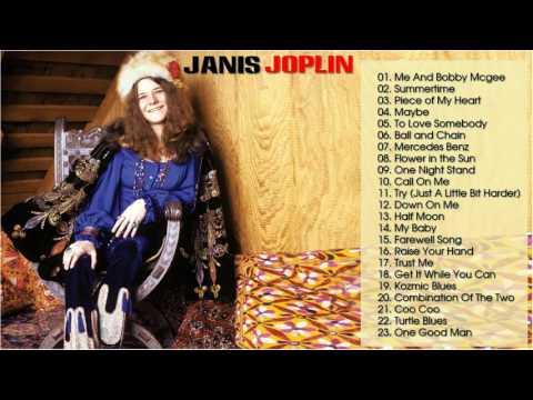 Janis Joplin Greatest hits playlist -Janis Joplin Collection