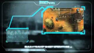 Tom Clancy Ghost Recon Shadow Wars - Gameplay trailer
