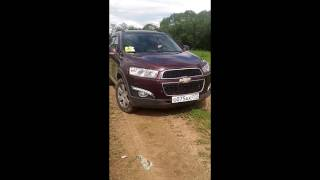 Chevrolet Captiva 2012 тест-драйв