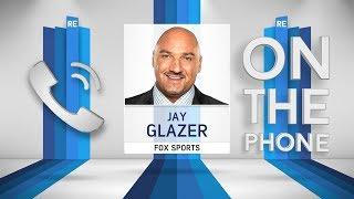 FOX Sports' Jay Glazer Talks OBJ Trade Prediction & More w/Rich Eisen | Full Interview | 2/18/19