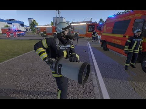 Emergency Call 112 The Fire Fighting Simulation – 1st Person Gameplay