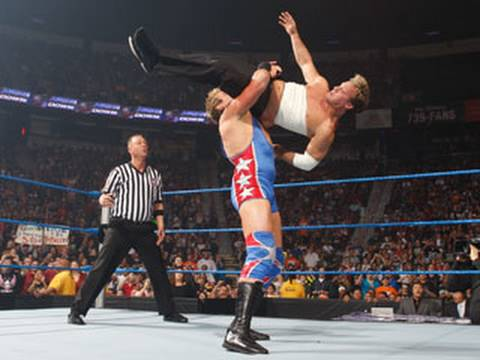 SmackDown: Jack Swagger cashes in Money in the Bank on
