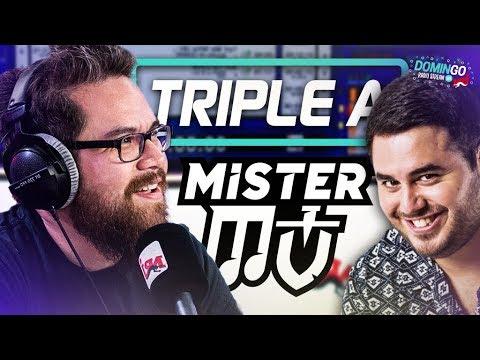 Mister MV le Vieux Monsieur se dévoile ! (TRIPLE A)