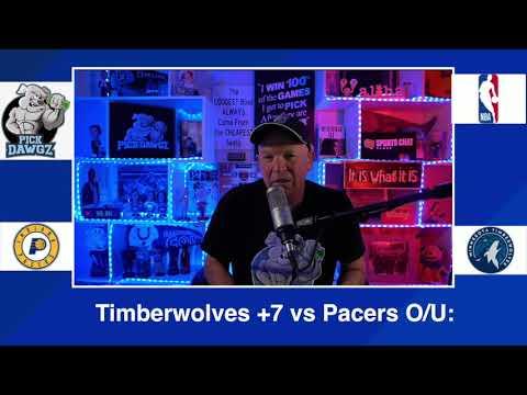 Minnesota Timberwolves vs Indiana Pacers 2/17/21 Free NBA Pick and Prediction NBA Betting Tips