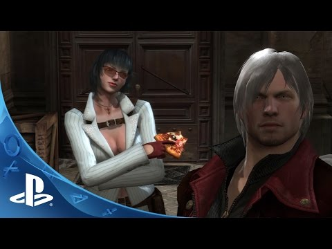 Devil May Cry 4 Special Edition -- Announce Trailer | PS4
