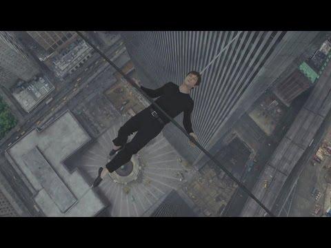 видео: Самый невероятный и удивительный трюк канатоходца