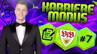 FIFA 16 : KARRIEREMODUS BORUSSIA MÖNCHENGLADBACH #7 - WIE GEHT