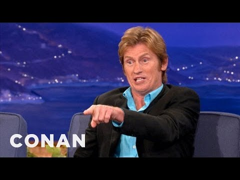 Denis Leary & His Taint Experience Tranquility  CONAN on TBS