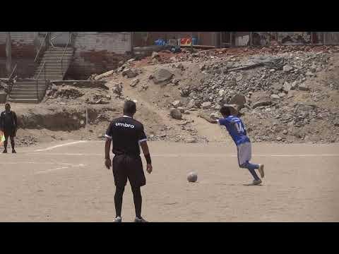 gol de penal El Carmen  /Huascar