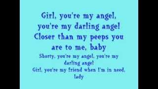 Repeat youtube video Shaggy - Angel Lyrics