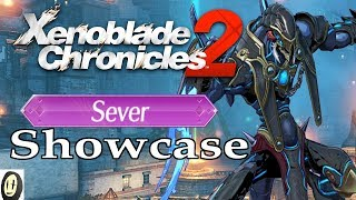 Xenoblade Chronicles 2 - Sever Showcase (NG+ Blade)