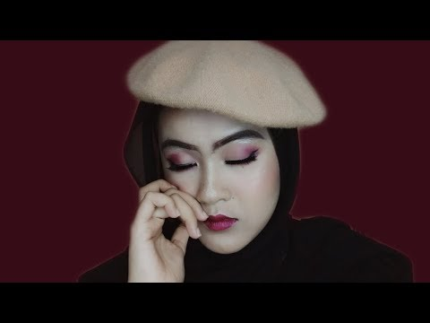 BOLD lips & Smokey eyes Makeup Tutorial || BY ONEDA