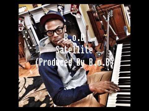 B.o.B - Satellite (Lyrics In The Description)