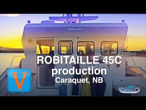 Atlantic Boat Builders - Robitaille 45C PRODUCTION (Bas-Caraquet, NB, Canada)