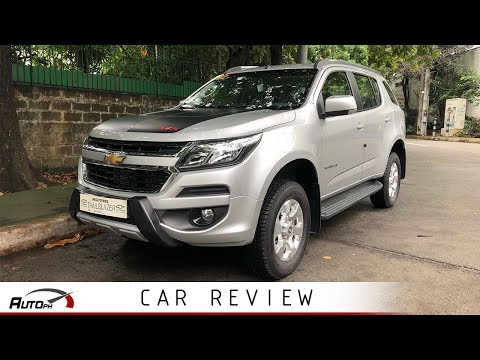 2019 Chevrolet Trailblazer 2.8 4x2 LTX - Exterior & Interior Review (Philippines)