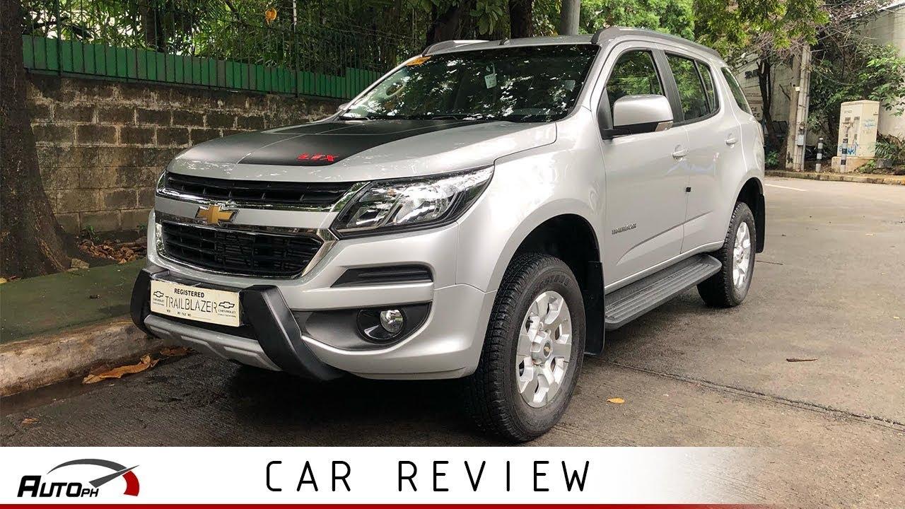 2019 Chevrolet Trailblazer 2 8 4x2 Ltx Exterior Interior Review Philippines Youtube