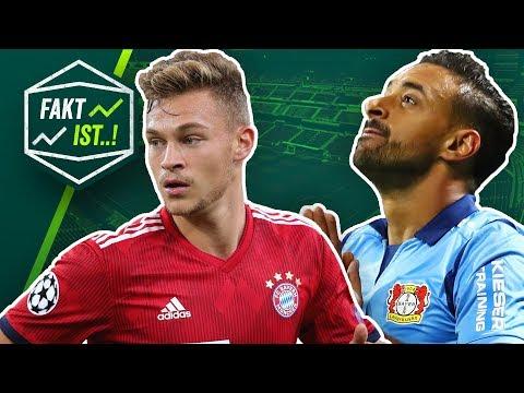 Fakt ist..! Hammerspiel Leverkusen vs. Bremen! BVB im Pech! Bundesliga Rückblick 9. Spieltag 18/19