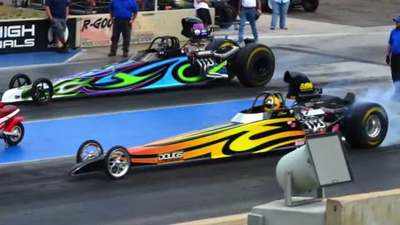 Jet Car Nationals  Bandimere Speedway