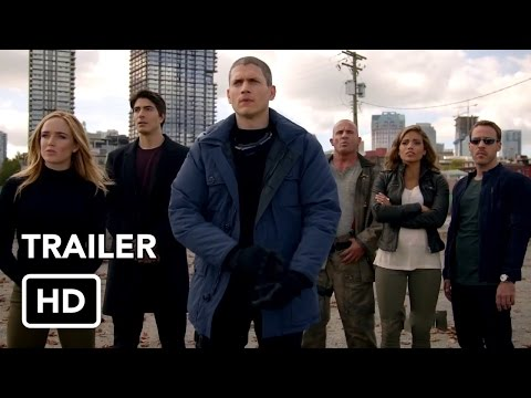 DC's Legends Of Tomorrow Trailer #2 (HD)