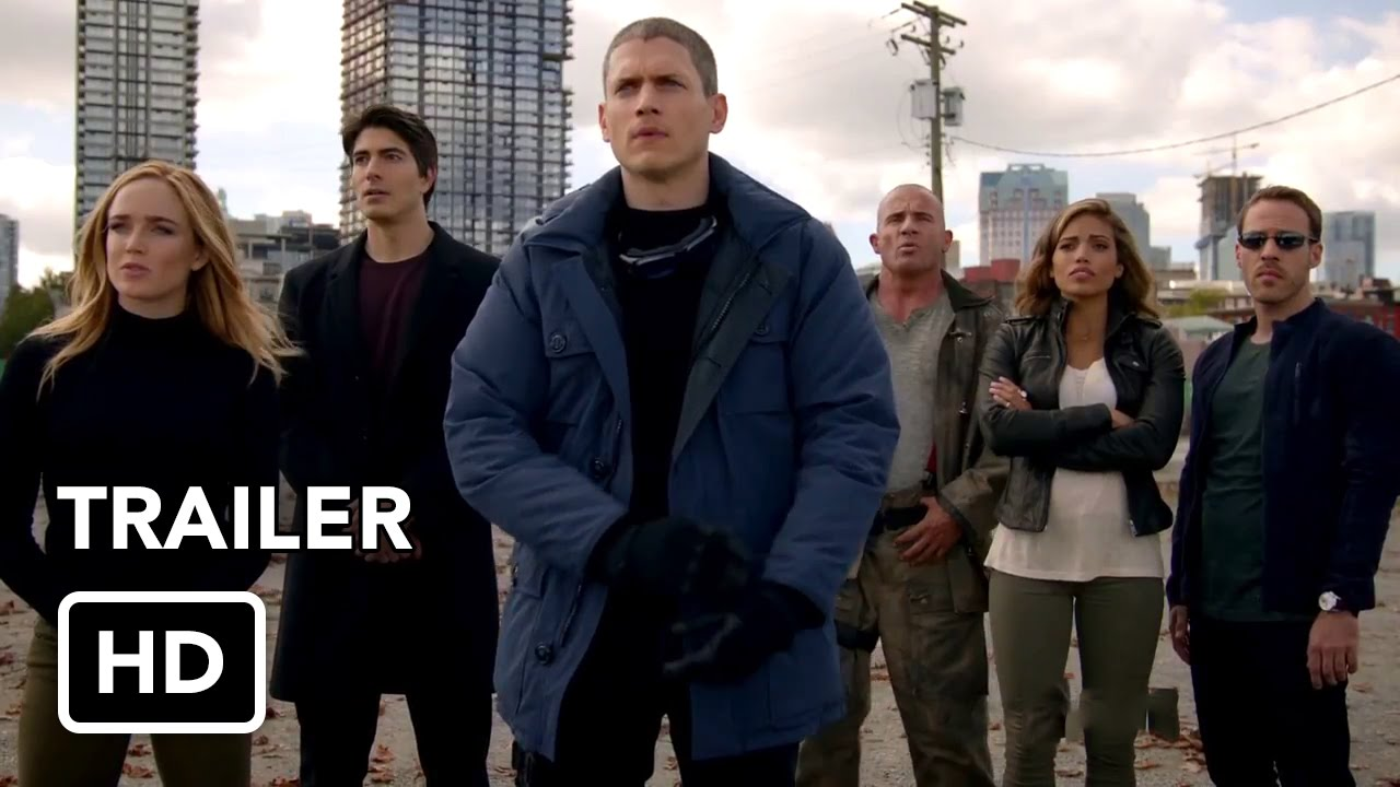 Download DC's Legends of Tomorrow Trailer #2 (HD)