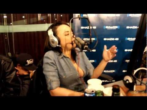 Lore'l Freestyle x Interview - VIP Sat Shade 45