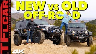 Old vs New: Is The Latest and Greatest Jeep Wrangler Really That Much Better Than The Old One?