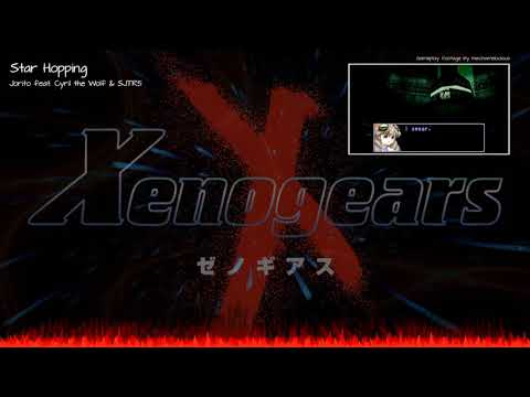 """Xenogears remix - """"Star Hopping"""" (Gathering Stars in the Night Sky)"""