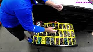 NEW HUSKY TOOLBOX TOUR BETTER HARBOR FREIGHT