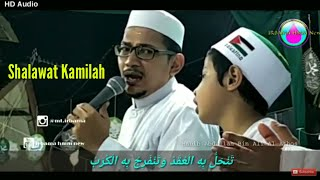 """New"" Shalawat Kamilah HD Audio + Lirik - Habib Abdullah Bin Ali Al Athos - HMM"