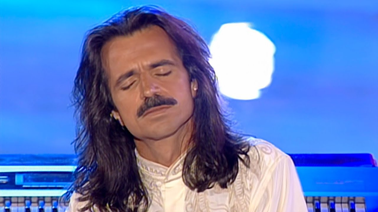 "Yanni  –  ""Love Is All""-Truth Is Forever!… The ""Tribute"" Concerts! – 1080p Remastered & Restored"
