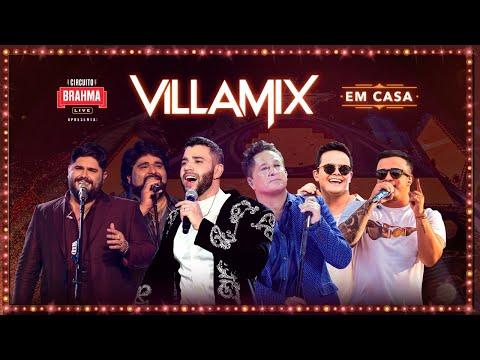 Live VillaMix em Casa - 2ª Edição