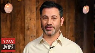 Jimmy Kimmel Apologizes for Edited Mike Pence Video | THR News
