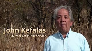 John Kefalas Shares his Values