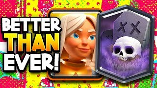Best GRAVEYARD Deck EVER? (Probably, it has Battle Healer) 🙄