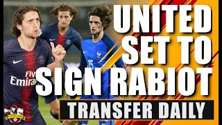 Adrien Rabiot confirms Transfer to Manchester United? Transfer Daily