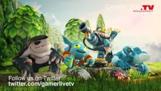 Activision Brings Skylanders Giants to Nintendo Wii U Launch