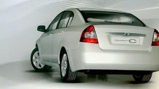 #129. Vaz 2116 project c 2007 (Prototype Car)
