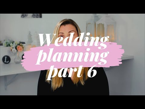 Wedding planning with Sam part 6 (speeches and gifts)