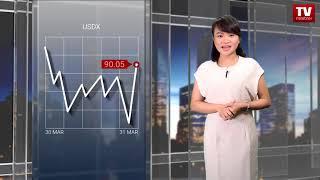 InstaForex tv news: Indeks saham AS mengalami penurunan  (03.04.2018)