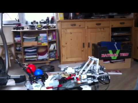 lego mindstorms ev3 ball launcher instructions