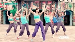 Zumba Dance (Watsons Ad)