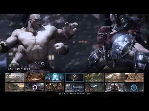 Mortal Kombat X - Goro vs. Ferra/Torr (PS4) Gameplay!